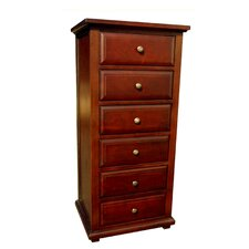 Java Dresser and Chest Set
