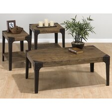 Timber Coffee Table Set