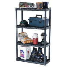 4 Tier Shelving Unit
