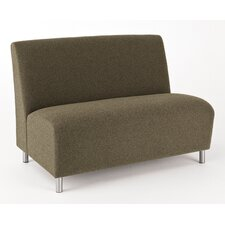 Ravenna Series Armless Loveseat