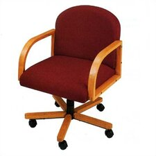 Contour Series Low-Back Office Armchair