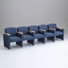 Somerset Five Seats with Center Arm