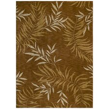 Home Nylon Florist Greens Spice Rug