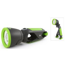 Blackfire LED Clamplight Flashlight