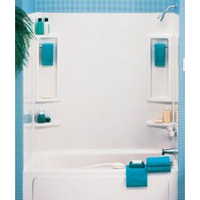 5 Piece Vantage Tub Wall
