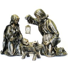 3 Piece Nativity Set