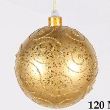 Ball Ornament Glitter