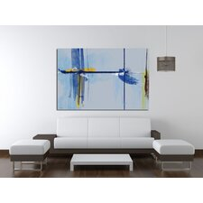 The Horizon Canvas Print