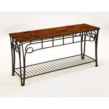 Carrara Console Table