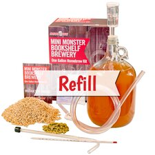 Mini American Wheat Refill Kit