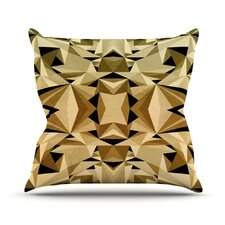Abstraction Throw Pillow