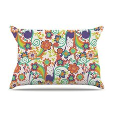 Printemps Fleece Pillow Case