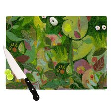 Jungle Cutting Board