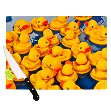 Duckies Cutting Board