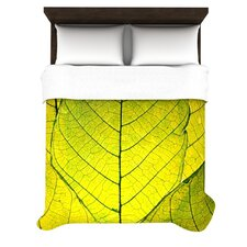 Every Leaf a Flower Duvet Cover Collection
