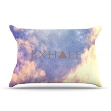 Exhale Fleece Pillow Case