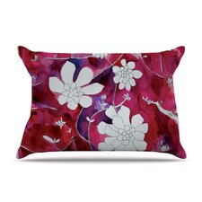 Succulent Dance II Fleece Pillow Case