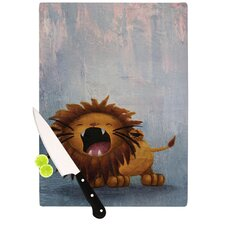 Dandy Lion Cutting Board