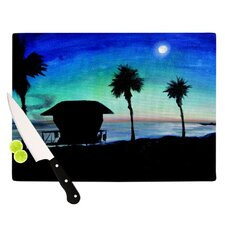 Carlsbad State Beach Cutting Board