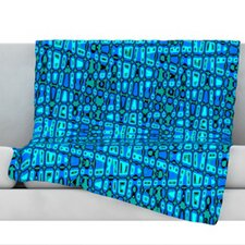Variblue Fleece Throw Blanket