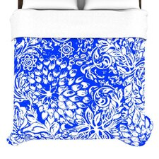Bloom Blue for You Duvet Cover