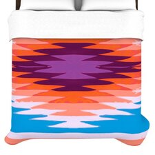 Surf Lovin Hawaii Duvet Cover