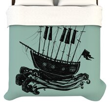 Ship Duvet Collection