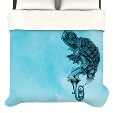 Turtle Tuba III Duvet Collection