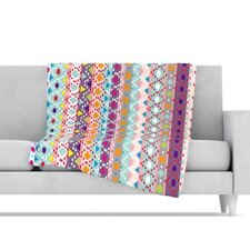 Ayasha Fleece Throw Blanket