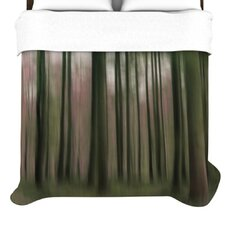 Forest Blur Duvet Collection