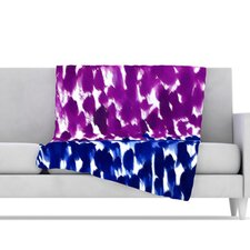 Fleeting Microfiber Fleece Throw Blanket