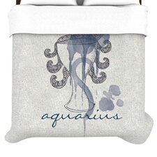 Aquarius Duvet