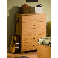 Zach 5 Drawer Chest
