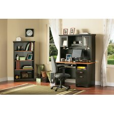 Gascony Bookcase in Ebony