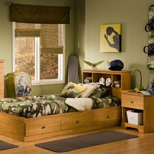 Billy Twin Mates Captain Bedroom Collection
