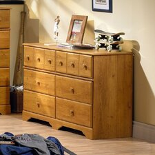 Amesbury 6-Drawer Dresser