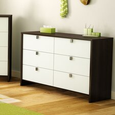 Cookie 6-Drawer Dresser