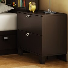 Karma 2 Drawer Nightstand