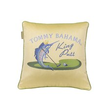 "Paradise ""King Putt"" Pillow"