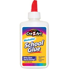 4 Oz. Washable School Glue
