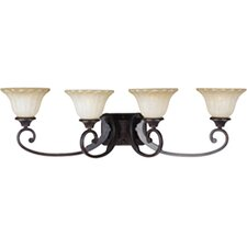 Allentown 4 Light Vanity Light