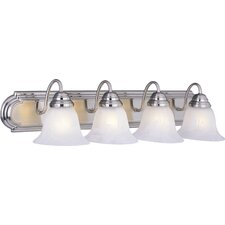 Essentials 4 Light Bath Vanity Light