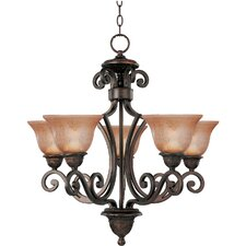 Symphony 5 Light Chandelier