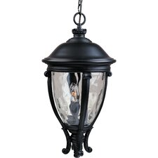Camden VX 3 Light Outdoor Hanging Lantern