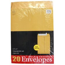 20 Count Kraft Envelopes