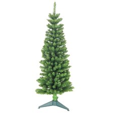 4' Green Pencil Artificial Christmas Tree