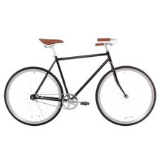 Men's Classic Urban Commuter Single Speed Hybrid Bicycle