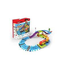 38 Piece 3D Railroad Kit
