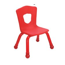 "9.5"" Plastic Classroom Stacking Chair (4 Pack)"