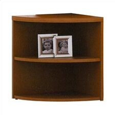 "Unity Executive Series 29"" H Corner Bookcase"